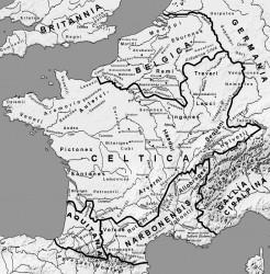 Gallia Belgica - Roman Empire